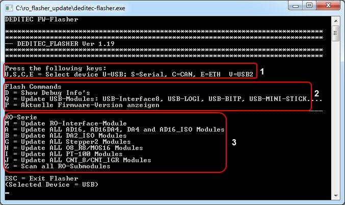 USB-Controller-8 | DEDITEC Manual