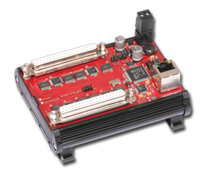 Ethernet Schnittstelle mit 64 TTL Kanälen