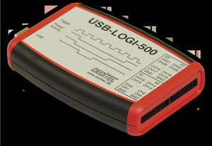 Produkt Photo: - USB-LOGI-500 Logik-Analysator